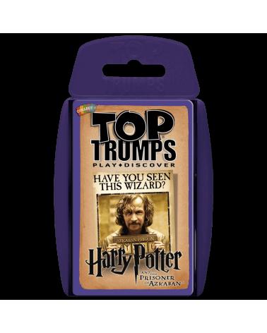 Top Trumps Harry Potter y El Prisionero de Azkaban