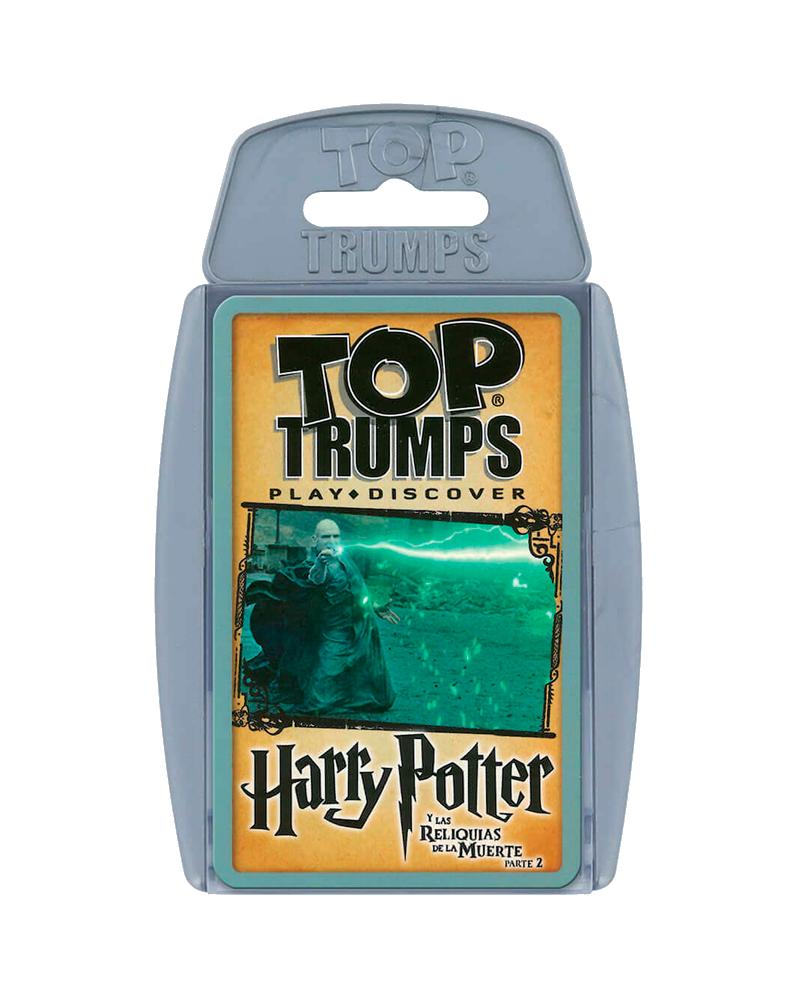 Top Trumps Harry Potter y Las Reliquias de la Muerte Parte 2