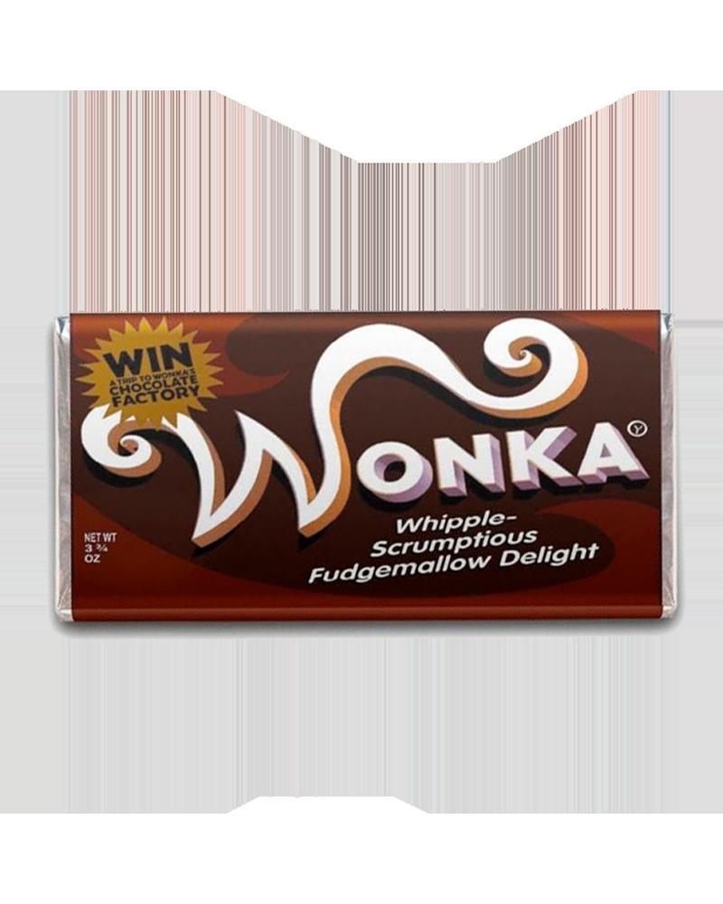 Frikichoco Wonka Tim Burton