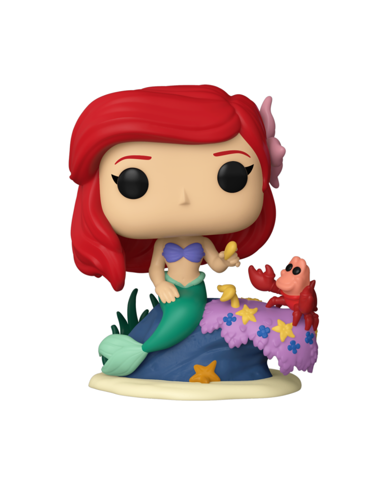 Funko Pop de Ariel de Ultimate Princess Disney (PREVENTA)