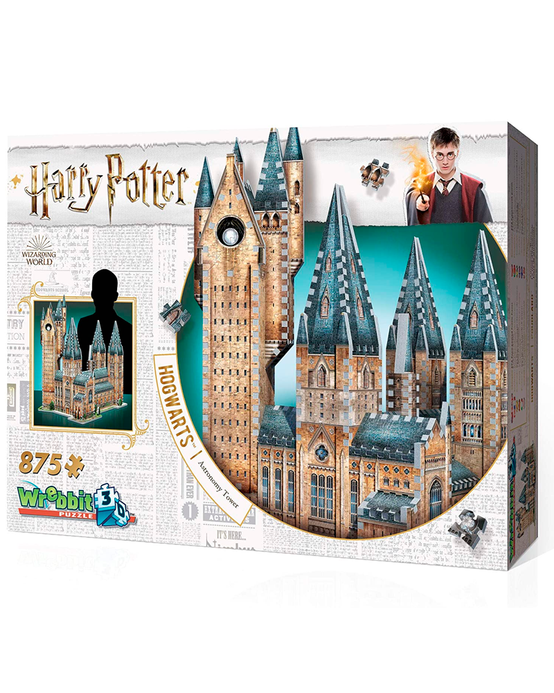 Puzzle 3D Harry Potter - Hogwarts Astronomy Tower
