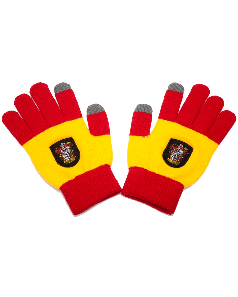 Guantes e-tactiles Gryffindor Classic Harry Potter