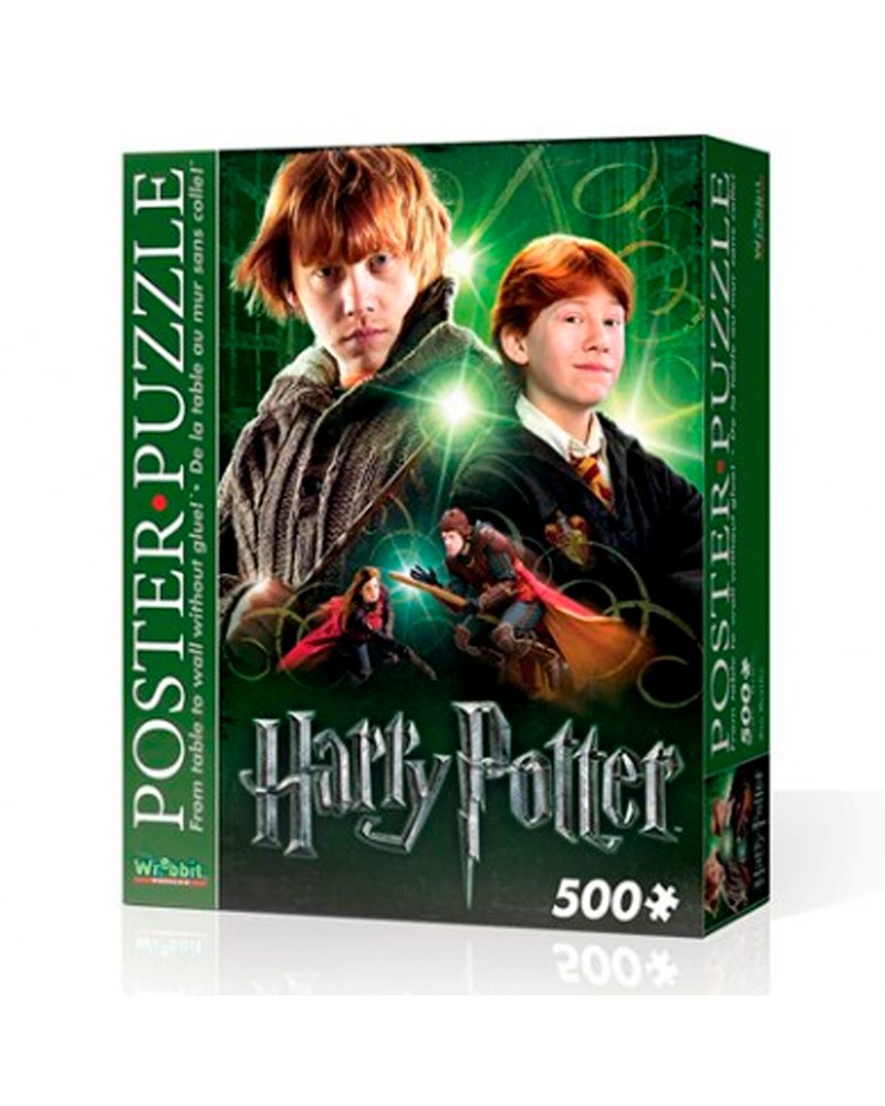 Puzzle Ron Weasley - Harry Potter