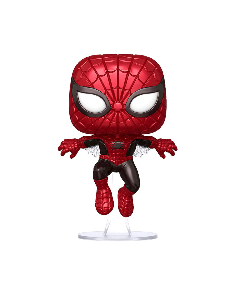 Funko Pop First Appearance Spider-Man Marvel 80th