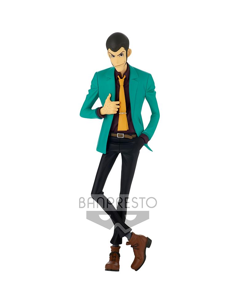 Banpresto Lupin The Third Master Piece de Lupin The Third Part.6 (PREVENTA)