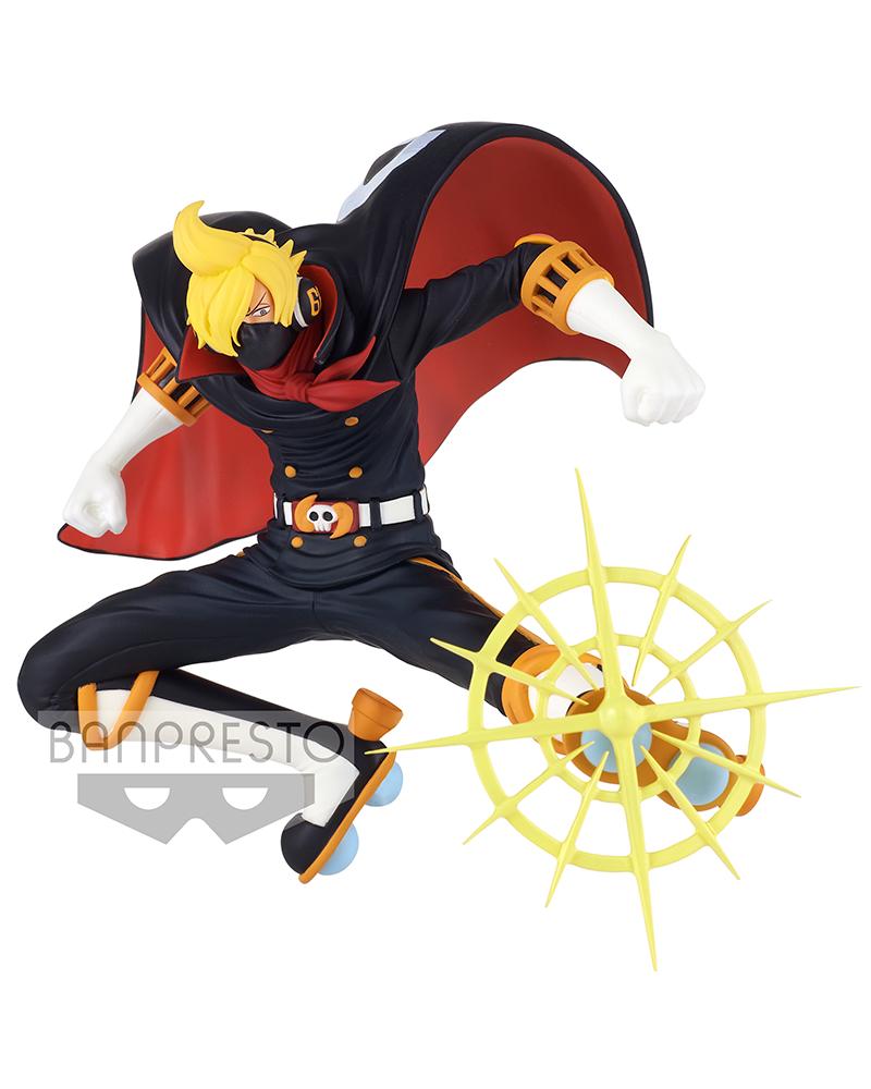 Banpresto Mask de One Piece Battle Record Collection Sanji Osoba (PREVENTA)