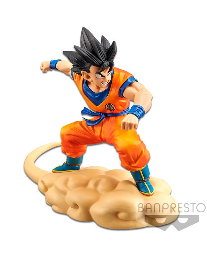 Banpresto Son Goku de Dragon Ball Z Hurry! Flying Nimbus!! (PREVENTA)