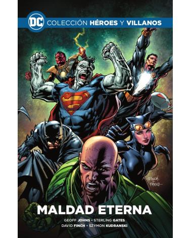 Colección Héroes y villanos vol. 05 - Maldad eterna