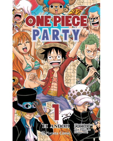 One Piece Party nº 01