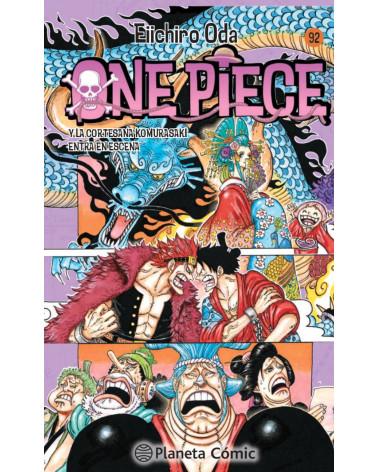 Manga One Piece nº 92