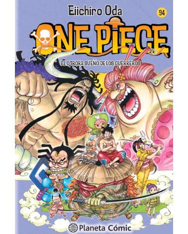 Manga One Piece nº 94