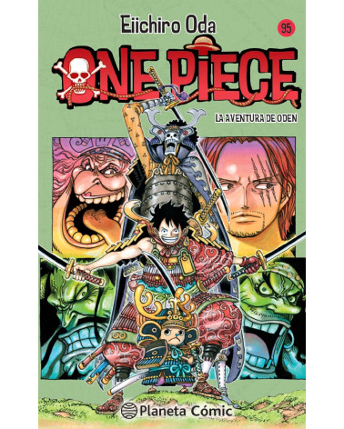 Manga One Piece nº 95