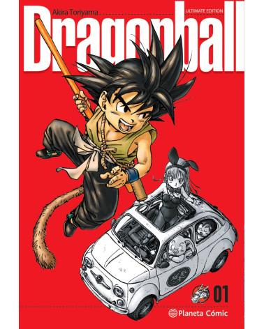 Manga Dragon Ball Ultimate nº 01/34