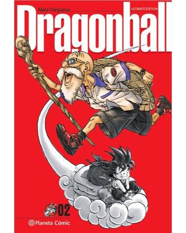 Manga Dragon Ball Ultimate nº 02/34