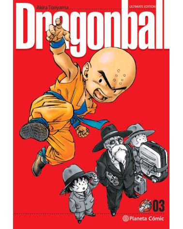 Manga Dragon Ball Ultimate nº 03/34