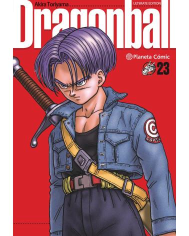 Manga Dragon Ball Ultimate nº 23/34