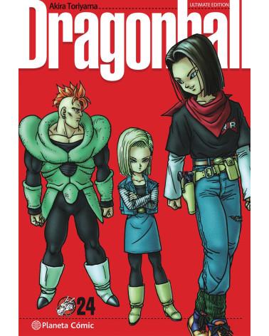 Manga Dragon Ball Ultimate nº 24/34