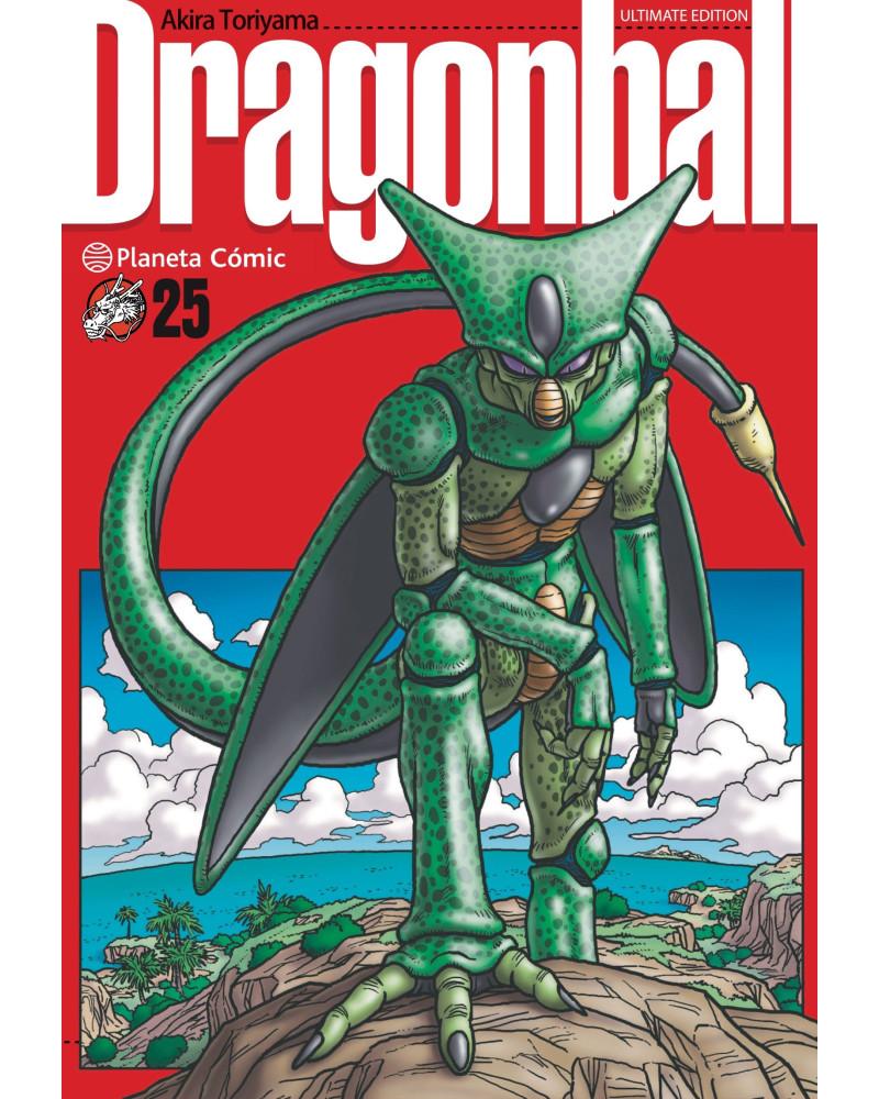 Manga Dragon Ball Ultimate nº 25/34
