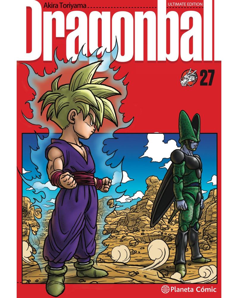 Manga Dragon Ball Ultimate nº 27/34