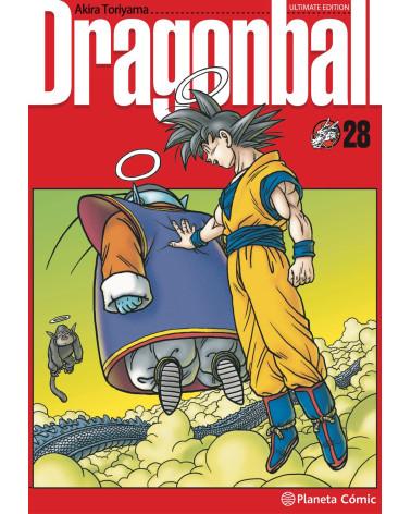Manga Dragon Ball Ultimate nº 28/34