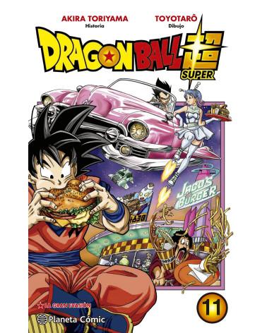 Manga Dragon Ball Super nº 11
