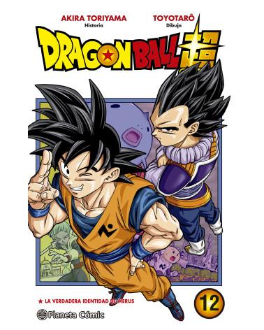 Manga Dragon Ball Super nº 12