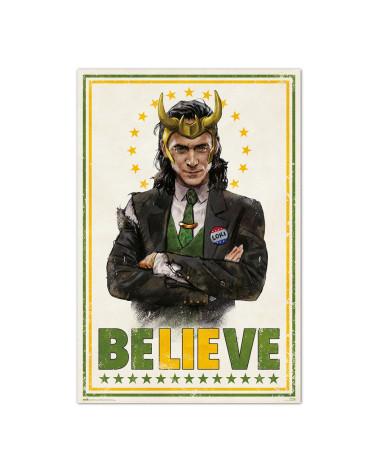 Póster Loki