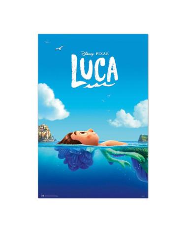 Póster Luca de Disney
