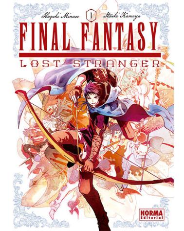Manga Final Fantasy Lost Stranger 1